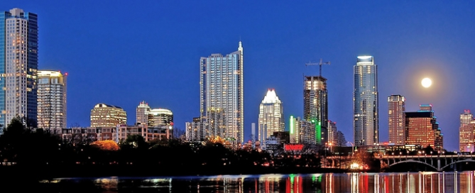 Austin is the Fastest Growing City in the United States
