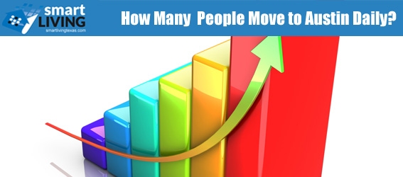 How Many People Move to Austin Daily