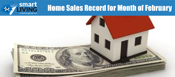 Austin Home Sales Break Record for Month of February