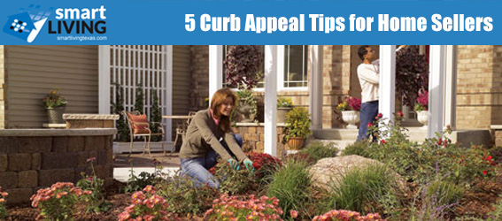 5 Curb Appeal Tips for Home Sellers