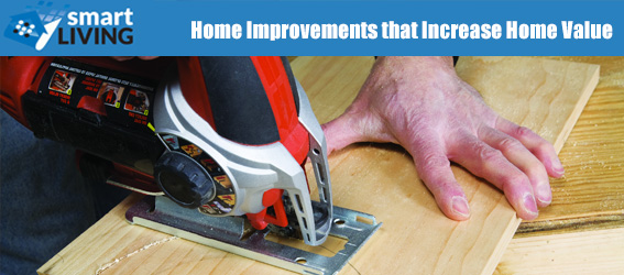 Home improvements that increase home value part two for How to increase home value