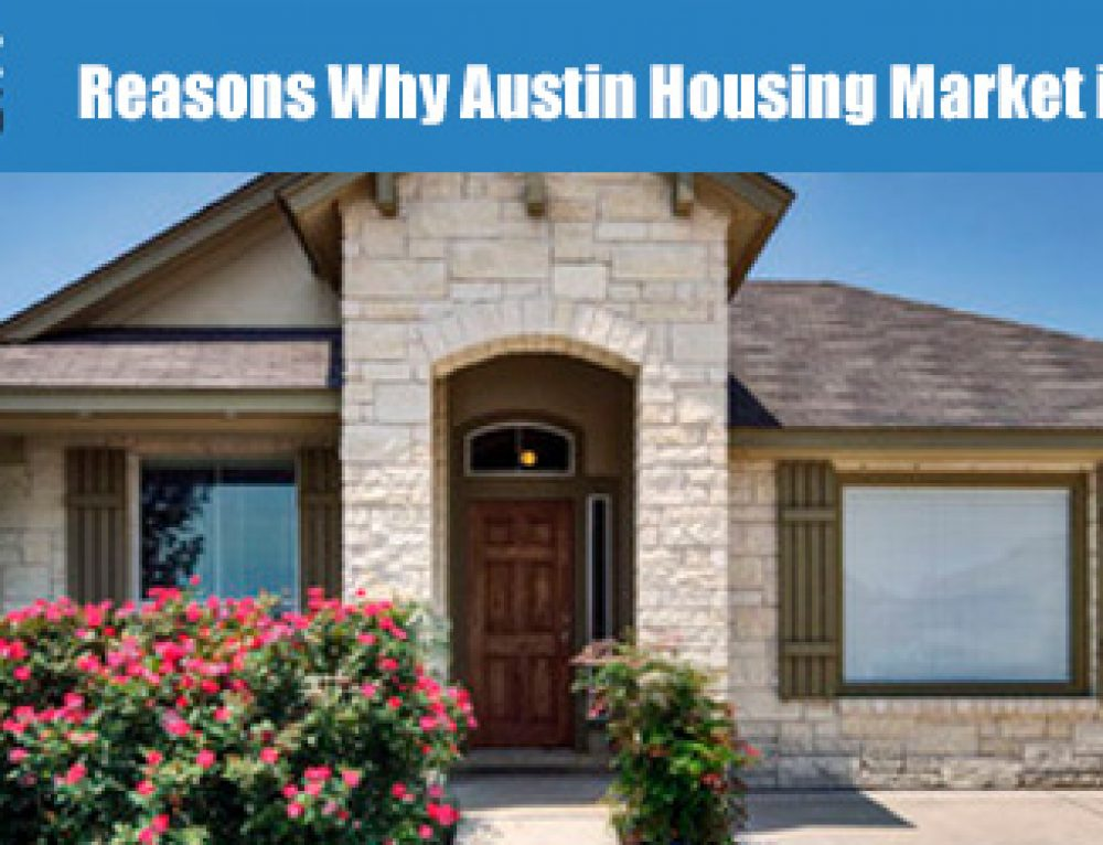 Top 3 Reasons Why Austin Housing Market is #1 in the US