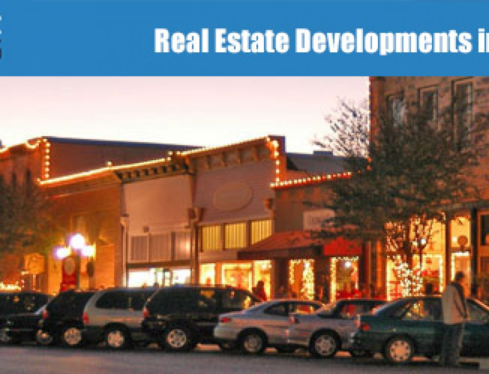 Real Estate Developments in Georgetown