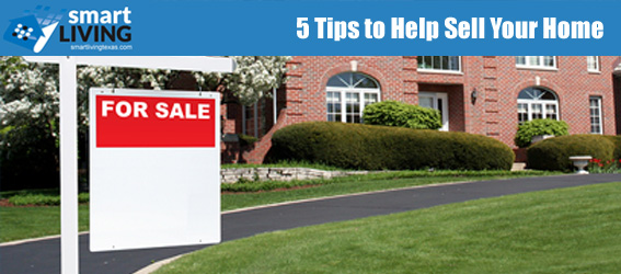 5 Tips to Help Sell Your Home
