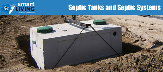 Septic Tanks and Septic Systems